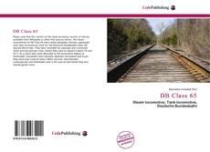 Borítókép a  DB Class 65 - hoz
