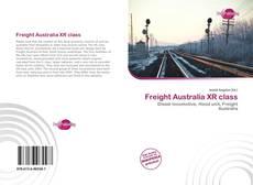 Freight Australia XR class kitap kapağı