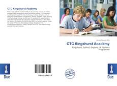 Bookcover of CTC Kingshurst Academy