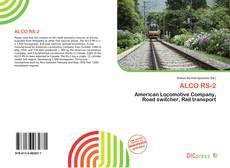 Portada del libro de ALCO RS-2