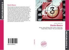 Buchcover von Dante Basco