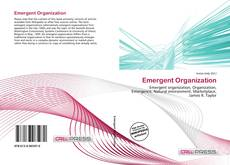 Bookcover of Emergent Organization