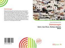 Dalmianagar kitap kapağı