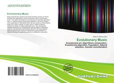 Portada del libro de Evolutionary Music