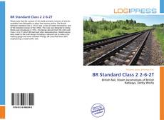 Bookcover of BR Standard Class 2 2-6-2T