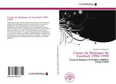 Bookcover of Coupe de Belgique de Football 1998-1999