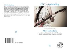 Bookcover of Miri Bohadana