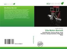 Bookcover of Etta Moten Barnett