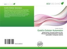 Borítókép a  Codd's Cellular Automaton - hoz