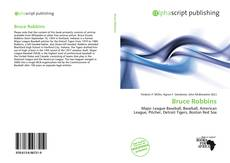 Bookcover of Bruce Robbins