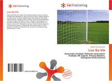 Bookcover of Lee Sa-Vik