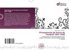 Capa do livro de Championnat de Suisse de Football 1897-1898