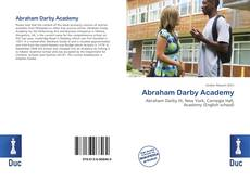 Bookcover of Abraham Darby Academy