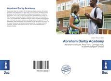 Обложка Abraham Darby Academy