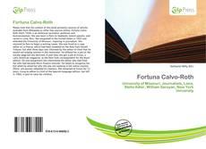 Portada del libro de Fortuna Calvo-Roth
