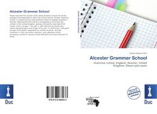 Bookcover of Alcester Grammar School