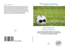 Portada del libro de Mario Maloča
