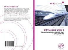 Bookcover of BR Standard Class 8