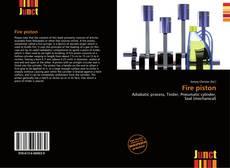 Bookcover of Fire piston