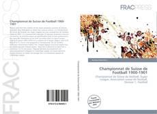 Capa do livro de Championnat de Suisse de Football 1900-1901
