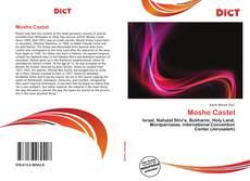 Moshe Castel kitap kapağı