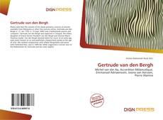 Bookcover of Gertrude van den Bergh