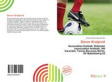 Buchcover von Davor Kraljević