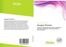 Bookcover of Imogen Thomas