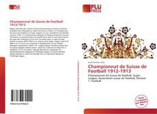 Capa do livro de Championnat de Suisse de Football 1912-1913