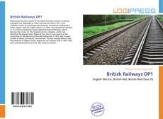 Portada del libro de British Railways DP1