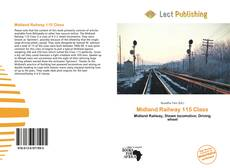 Bookcover of Midland Railway 115 Class