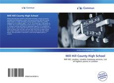 Portada del libro de Mill Hill County High School