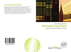 Capa do livro de Alberta Municipal Affairs