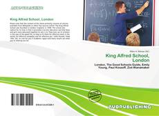 King Alfred School, London kitap kapağı