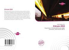 Citroën DS3 kitap kapağı