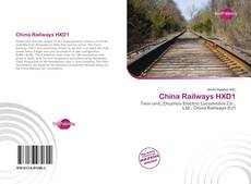 Buchcover von China Railways HXD1