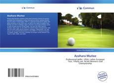 Azahara Muñoz kitap kapağı
