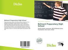 Bookcover of Belmont Preparatory High School