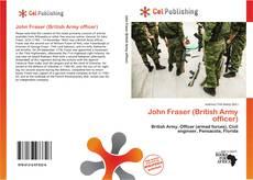 Обложка John Fraser (British Army officer)