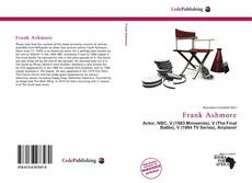 Bookcover of Frank Ashmore