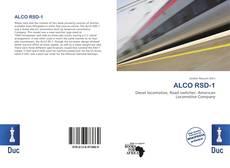 Borítókép a  ALCO RSD-1 - hoz