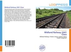 Bookcover of Midland Railway 2441 Class