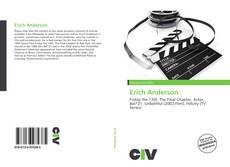 Buchcover von Erich Anderson