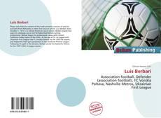Portada del libro de Luis Berbari