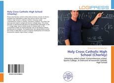 Holy Cross Catholic High School (Chorley) kitap kapağı