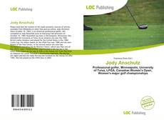 Bookcover of Jody Anschutz