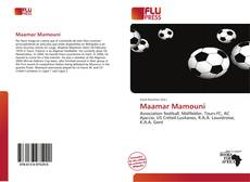 Bookcover of Maamar Mamouni