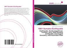 Bookcover of 1861 Sumatra Earthquake