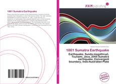 1861 Sumatra Earthquake kitap kapağı
