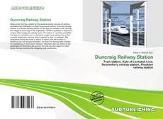 Duncraig Railway Station kitap kapağı